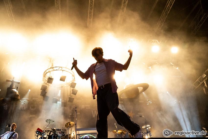 Bilderbuch (live beim Hurricane Festival 2019)