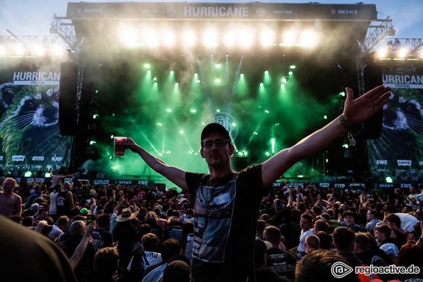 Parkway Drive (live beim Hurricane Festival 2019)