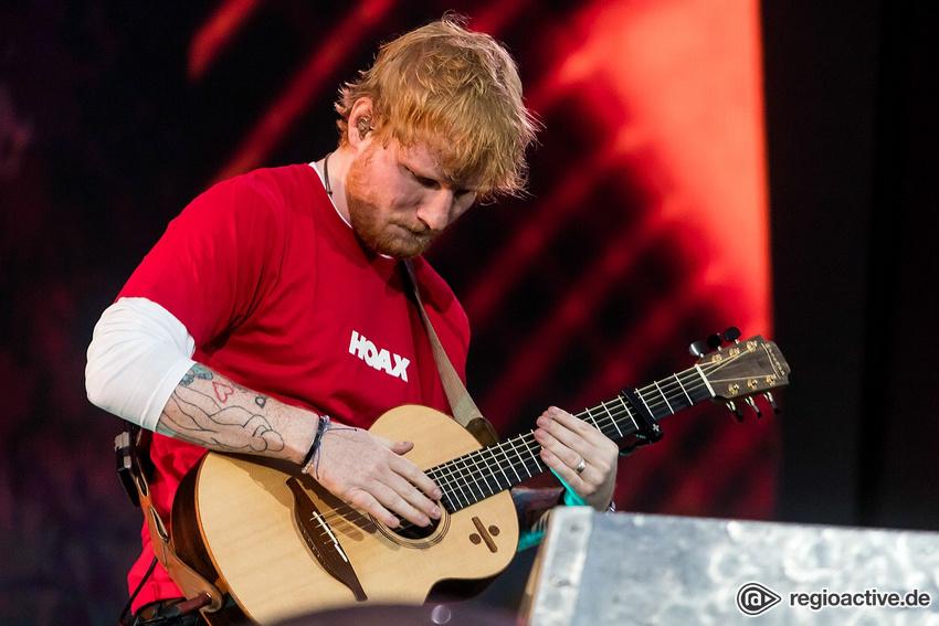 Ed Sheeran (Live in Hockenheim 2019)