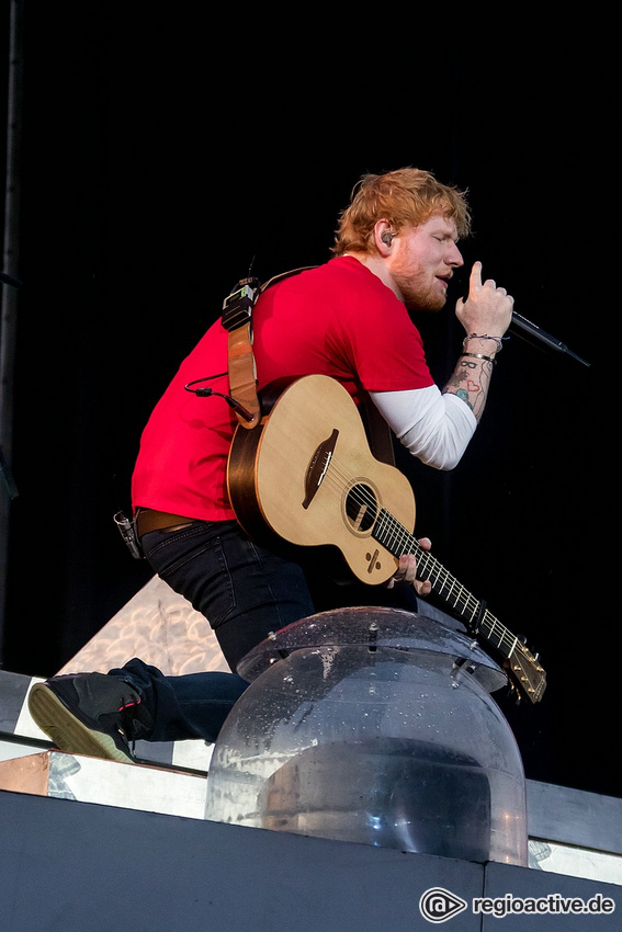 Ed Sheeran (Live in Hockenheim 2019)
