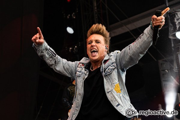 Last Resort - Punkig: Fotos von Papa Roach live beim Hurricane 2019