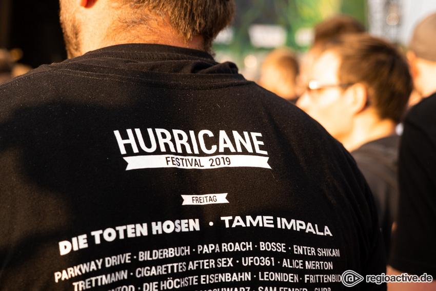 Papa Roach (live beim Hurricane Festival 2019)