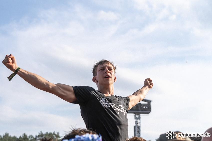 257ers (live beim Hurricane Festival 2019)