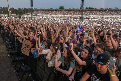 Früh dort sein und früh weg! - Fans brauchen wegen Staus viel Geduld bei Ed Sheeran in Hockenheim