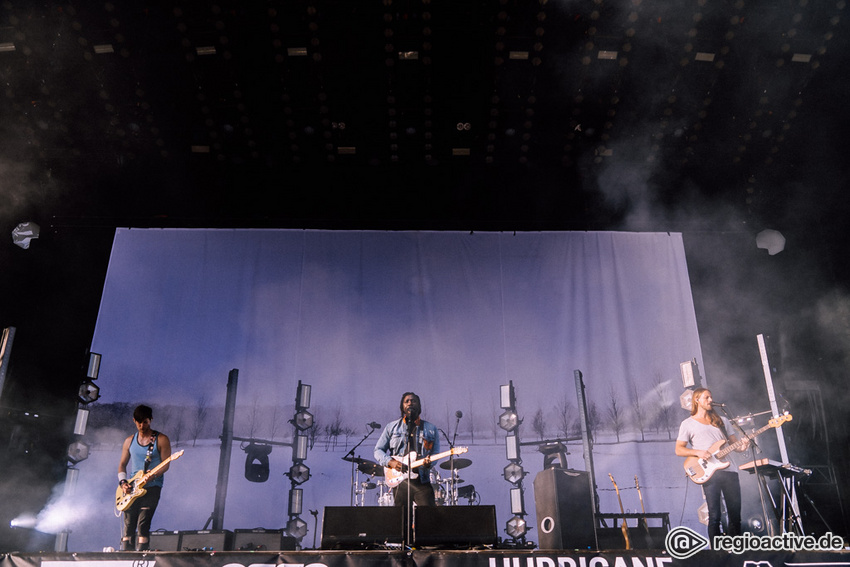 Bloc Party (live beim Hurricane Festival 2019)