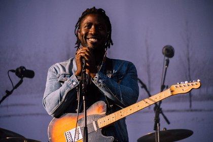 80er-Reminiszenzen - Bloc Party: Fotos der Indie-Rocker live auf dem Hurricane Festival 2019