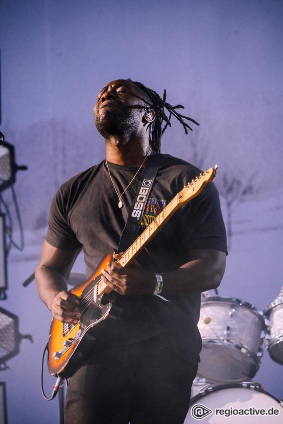 Bloc Party (live beim Hurricane Festival 2019)