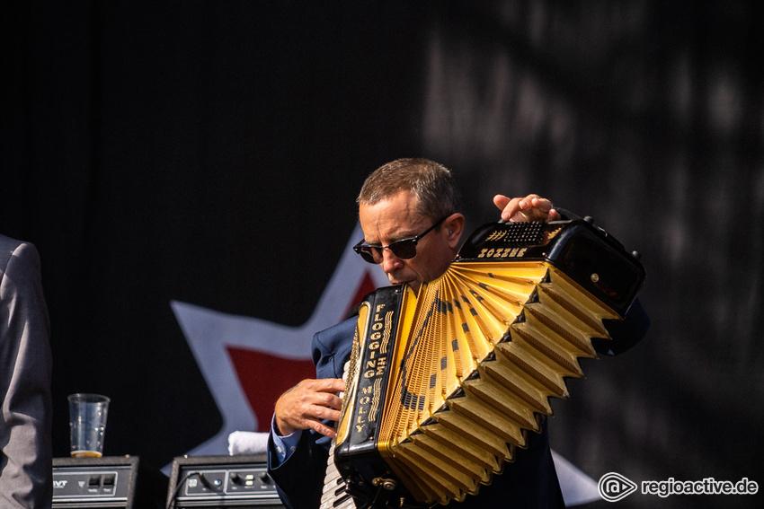 Flogging Molly (live beim Hurricane Festival 2019)