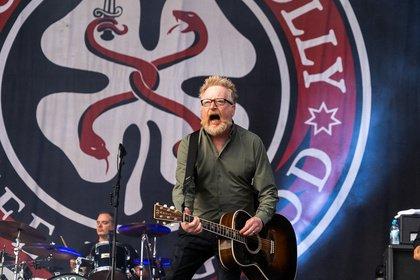 Immer gut aufgelegt - Flogging Molly: Live-Bilder der Folk-Punks beim Hurricane Festival 2019