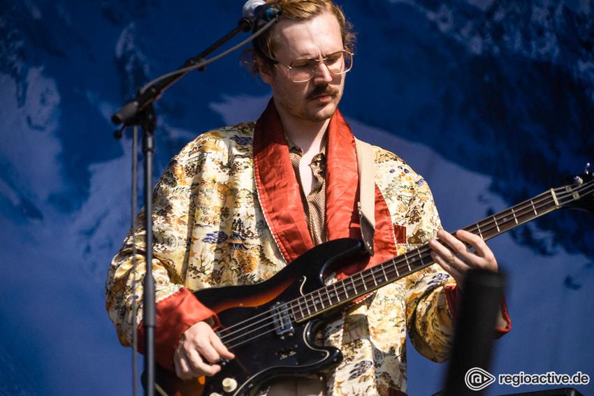 Faber (live beim Hurricane Festival 2019)