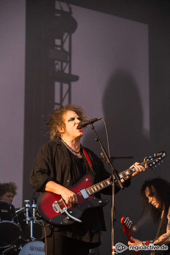 The Cure (live beim Hurricane Festival 2019)