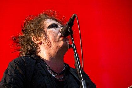 Heiß ersehnte Show - Legenden: Fotos von The Cure live auf dem Hurricane Festival 2019