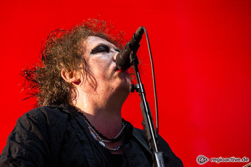 The Cure (live beim Hurricane Festival 2019)