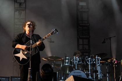 Geschäftig - The Cure arbeiten gleichzeitig an drei Alben