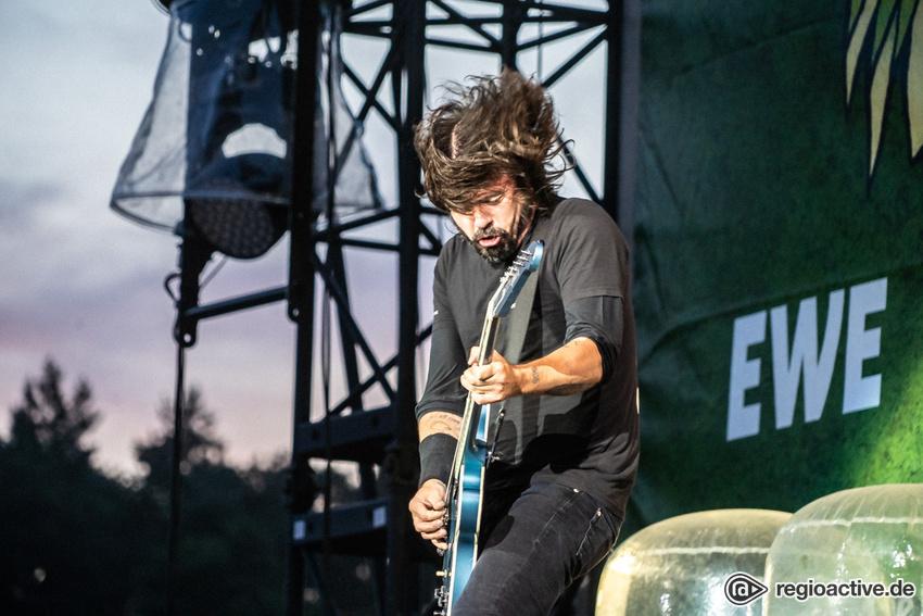 Besonderes Konzept - Foo Fighters kündigen Jubiläumstour in den USA an