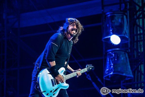 """Numerisch - Foo Fighters veröffentlichen überraschend neue EP """"00070725"""""""