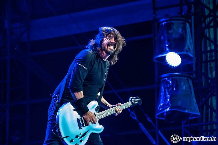 Foo Fighters (live beim Hurricane Festival 2019)