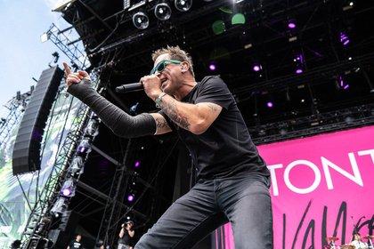 Kompromisslos - Betontod: Live-Bilder der Punkband vom Hurricane Festival 2019