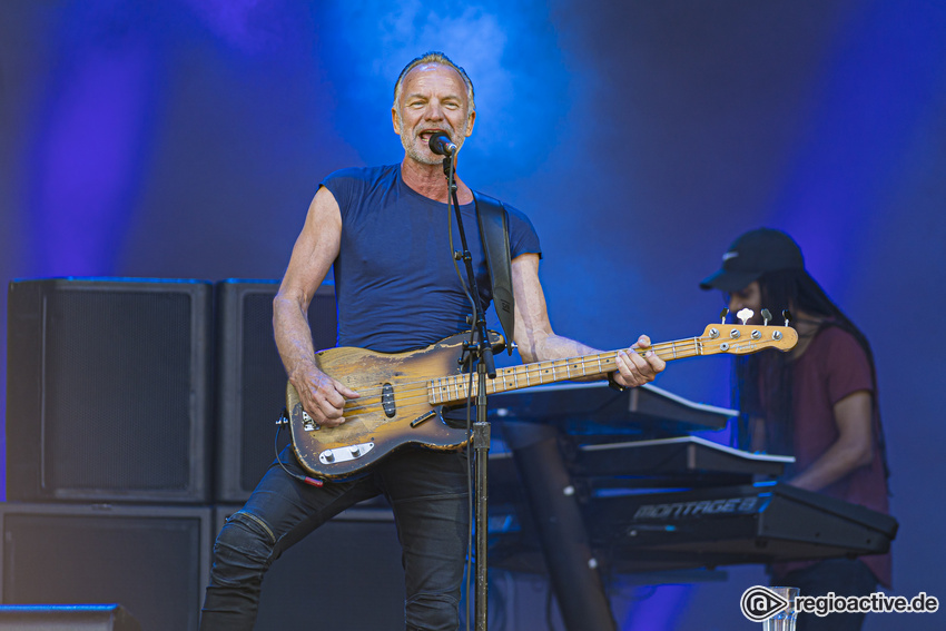 Sting (live in Lingen, 2019)