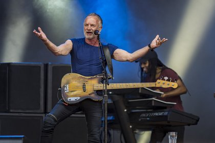 Eins, zwei, Polizei - Sting kündigt Zusatzkonzerte in Deutschland im Herbst 2020 an