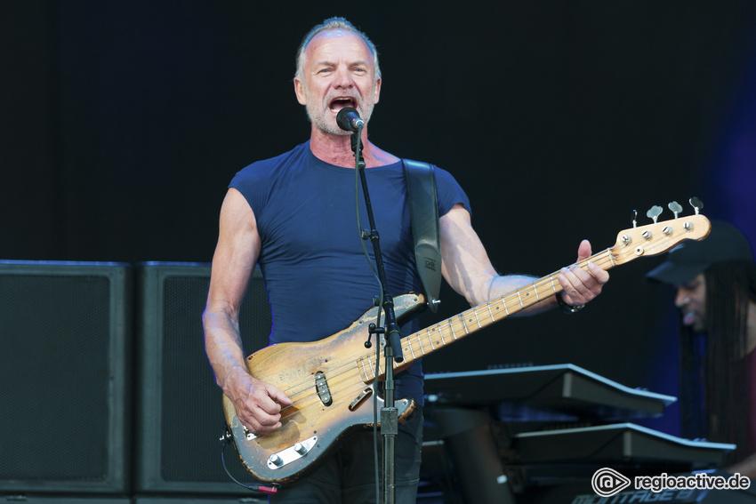 Sting (live in Lingen, 2019)