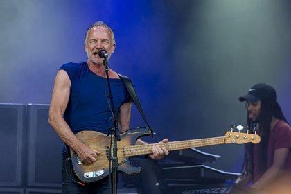 Neue Termine für Hallentour - Sting: Herbstkonzerte der 'My Songs'-Tour auf 2021 verschoben