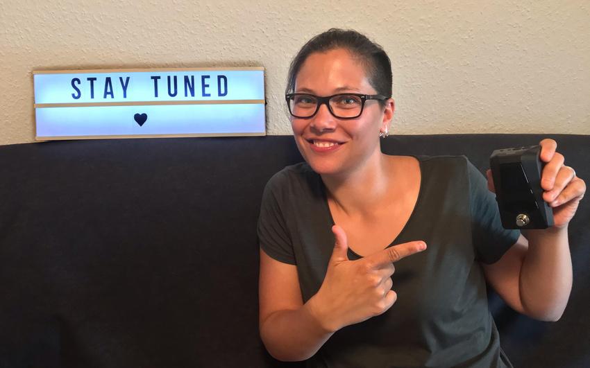 Darum wünschte sich Tuner-Gewinnerin Anica das KORG Pitchblack Advance