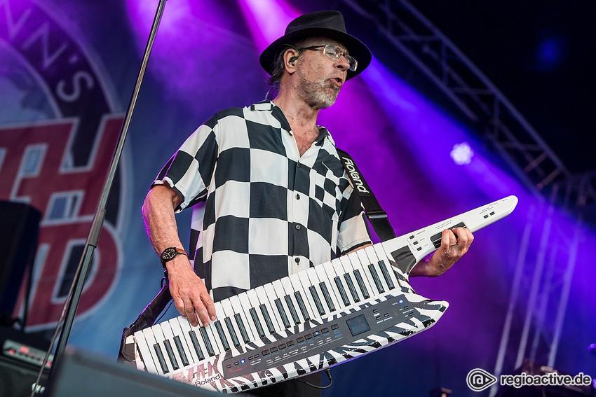 Manfred Mann´s Earth Band (live in Neuleiningen 2019)