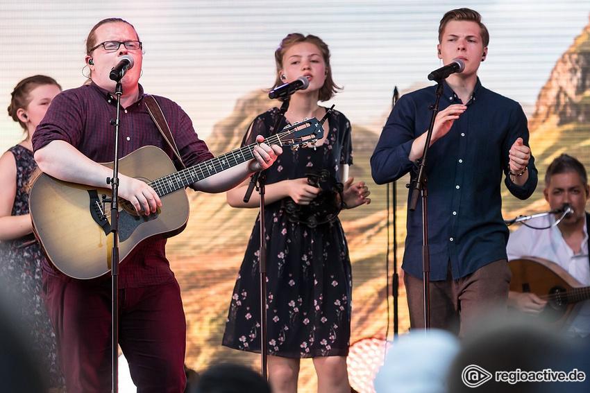 Angelo Kelly & Family (live in Neuleiningen 2019)