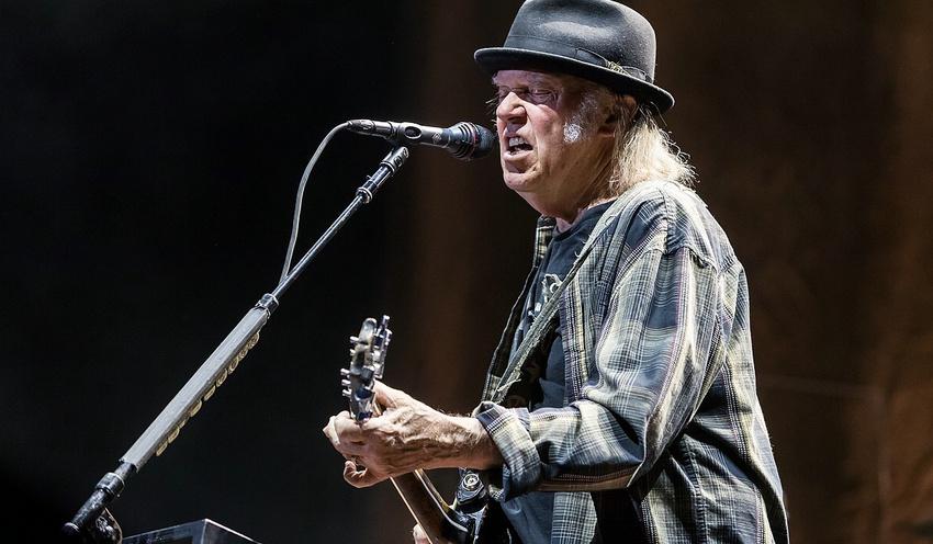 Neil Young verkauft 50% seiner Verlagsrechte an Hipgnosis