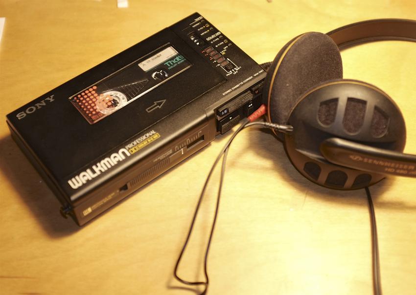 Zum 40. Geburtstag des Walkman: Die Geschichte des tragbaren Musikkonsums