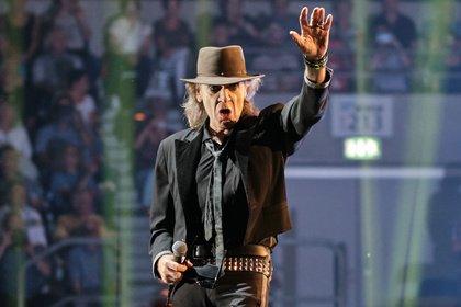 Udo & Gäste - Udo Lindenberg: Bilder des Panikrockers live in der SAP Arena Mannheim