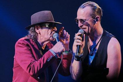 Doppelt hält besser - Der Panikrocker live: So war es bei Udo Lindenberg in der SAP Arena in Mannheim