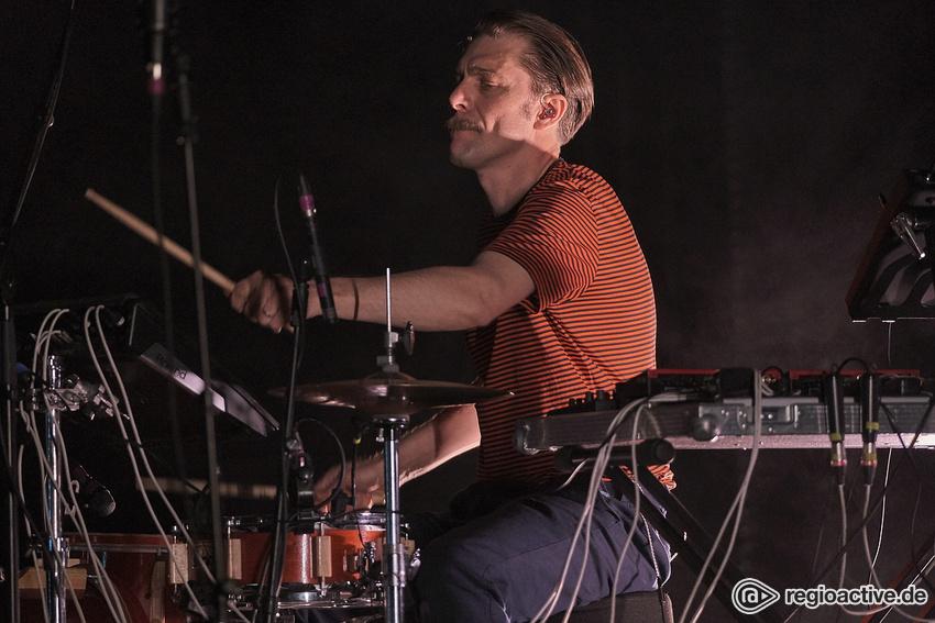 Andrea Belfi (live in Frankfurt 2019)