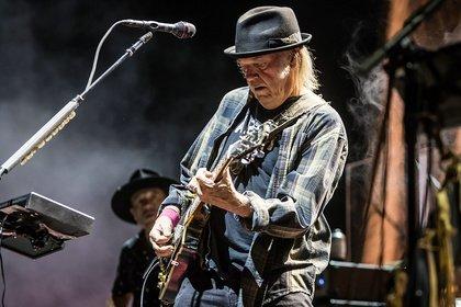 Altes ganz neu - Neil Young gibt Tracklist von 'The Archives Vol.II: 1972-1976' bekannt