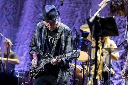Über das ganze Jahr verteilt - Neil Young gibt Veröffentlichungsdaten von fünf Archive-Projekten bekannt