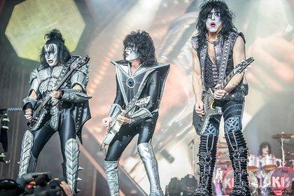 Noch nicht am Ende - KISS live 2020: Ausgedehnte Europatour kommt auch nach Deutschland