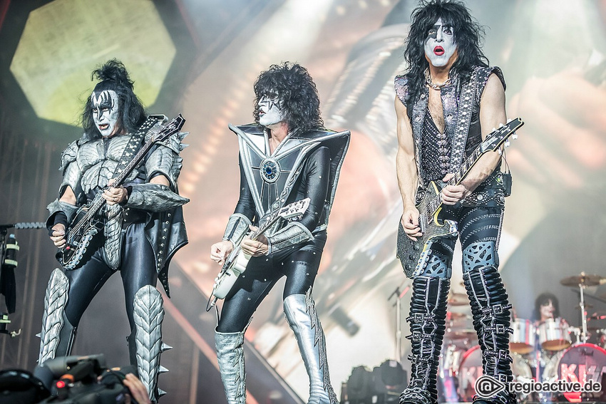 KISS (live in Iffezheim 2019)