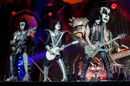 Kostümierter Hard-Rock - KISS: Abschiedstour dauert noch mindestens zwei Jahre