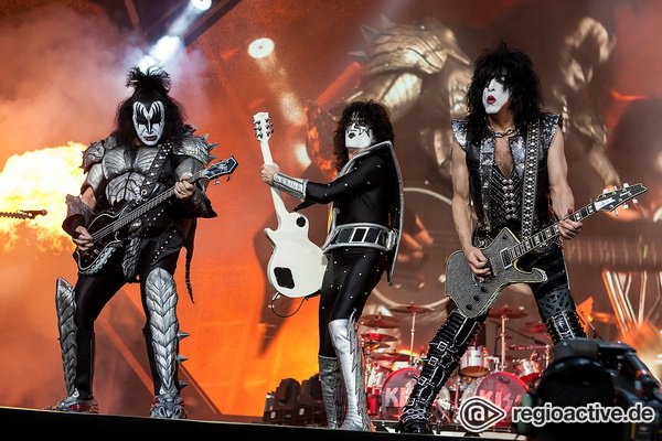 End of the road - KISS: Gene Simmons wird emotional beim Gedanken an letzte Show