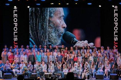 """Improvisierte Klänge in der """"Höhle"""" des Löwen - Das Leopolis Jazz Festival 2019 in Lviv sorgt für wahre Begeisterungsstürme"""