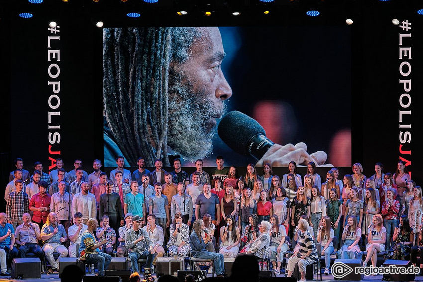 Bobby McFerrin (live beim Leopolis Jazz Fest 2019)