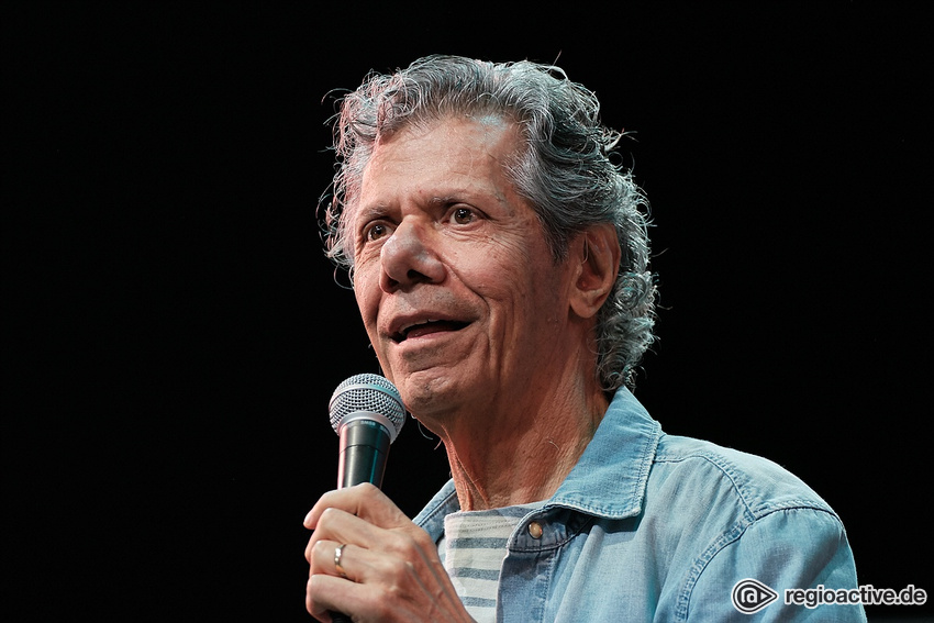 Chick Corea & The Spanish Heart Band (live beim Leopolis Jazz Fest 2019)