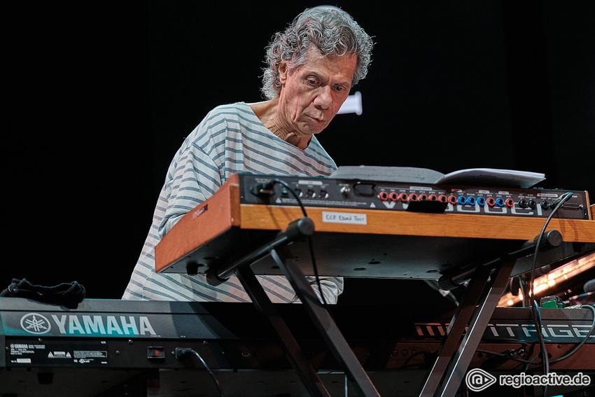 Chick Corea & The Spanish Heart Band (live beim Leopolis Jazz Fest 2019)