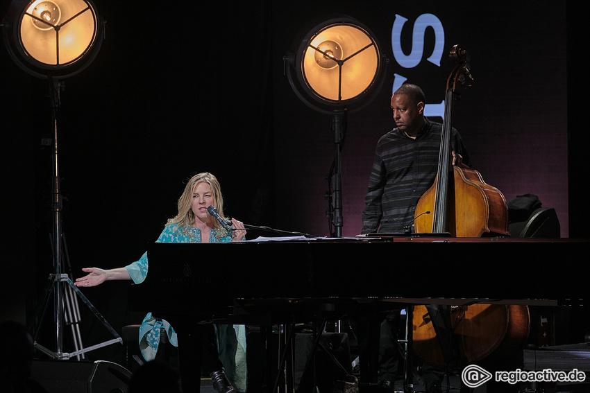 Diana Krall (live beim Leopolis Jazz Fest 2019)