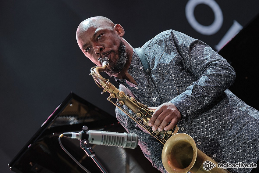 The Kenny Barron Quintet (live beim Leopolis Jazz Fest 2019)
