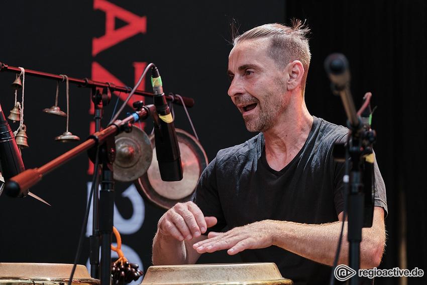 Adrien Brandeis Quintet (live beim Leopolis Jazz Fest 2019)