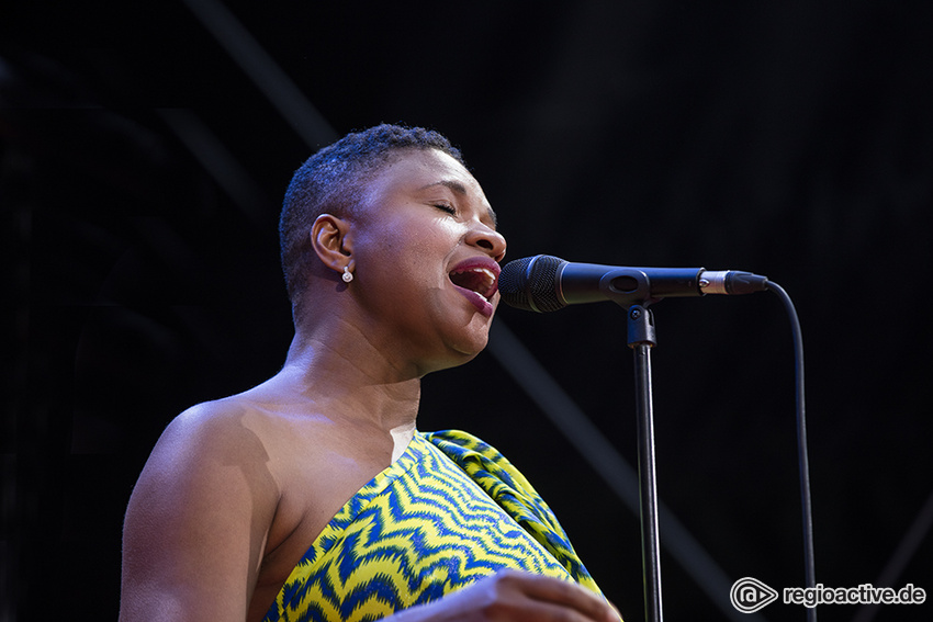Sing the Truth mit Angelique Kidjo, Cécile McLorint Salvant, Lizz Wright (live in Stuttgart, 2019)