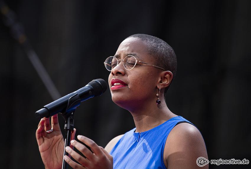 Sing the Truth mit Angelique Kidjo, Cécile McLorint Salvant, Lizz Wright (live in Stuttgart, 2019)