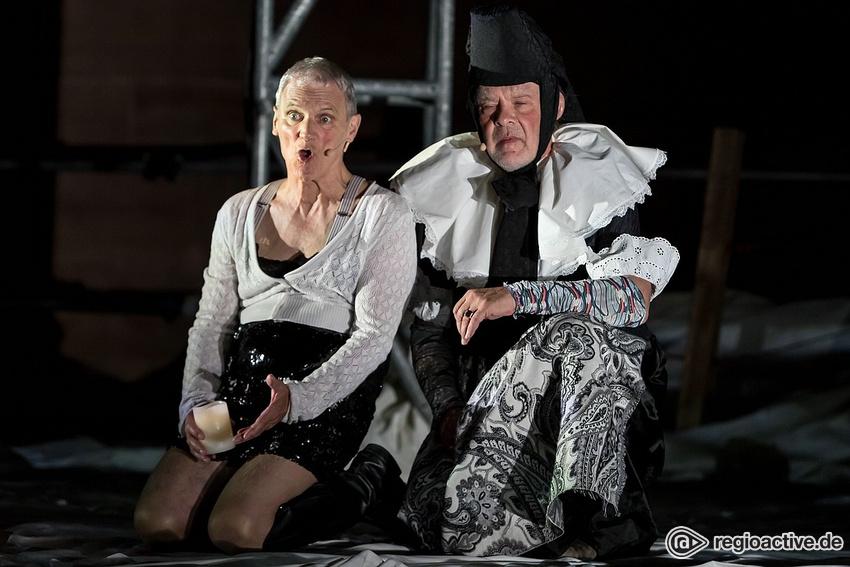 Nibelungen-Festspiele: Überwältigung (live in Worms 2019)